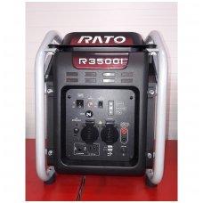 Generatorius 3,2kW, 230V, R3500I