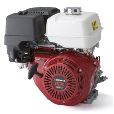 Benzininis variklis HONDA GX390, 25,4mm velenas