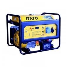 Generatorius RATO R6000D